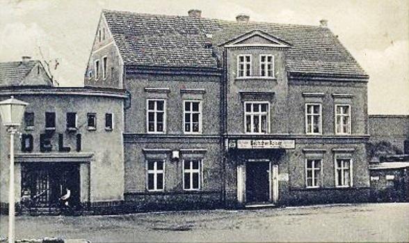 Kino Deli w Lubinie (fot.luben-damals.de)